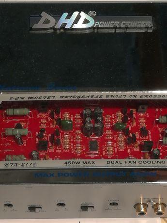Amplificador DHD Power Cruiser NTX 2112