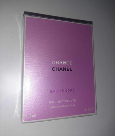 Perfume chanel-chance eau tendre