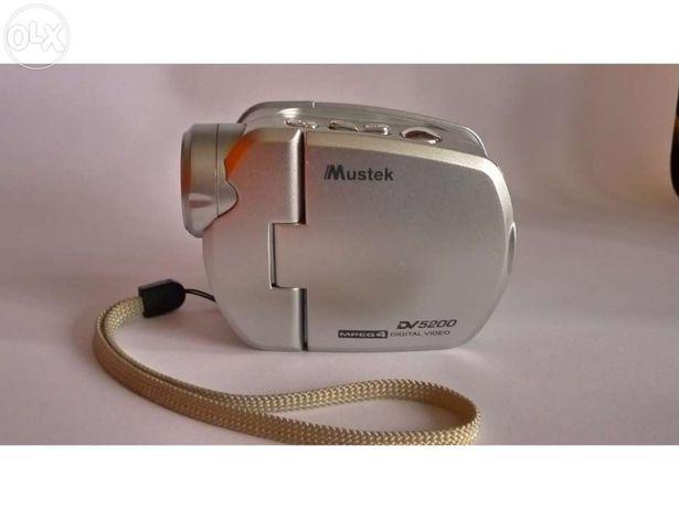 Maquina de filmar mustek