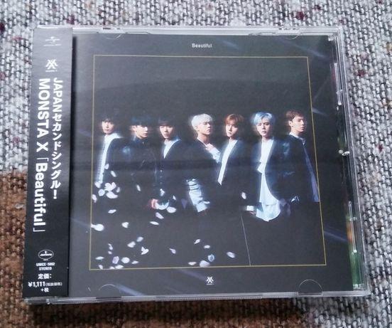 Monsta X album japoński BEAUTIFUL