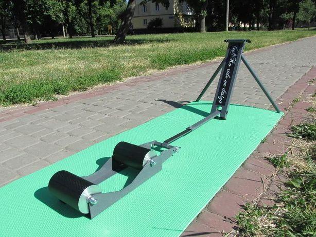 Велостанок роллерный гибридный