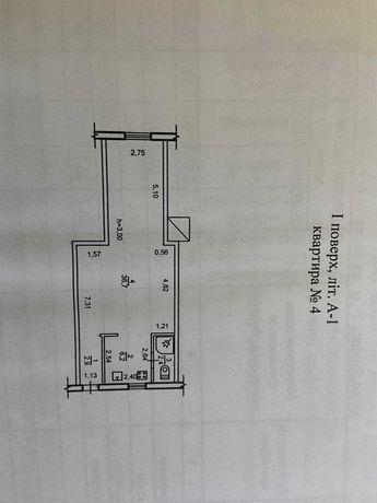 Продам 1-2к квартиру студию Троицкая 41 (рядом с ЖК Палермо)