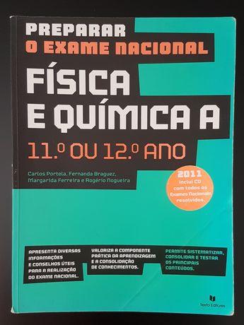 Preparar o Exame Nacional Física e Química A - 11º Ano
