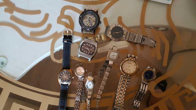 Stare zegarki z szuflady