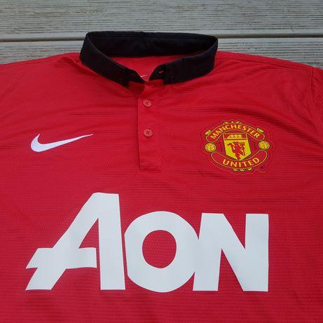 Oryginalna nowa koszulka Manchester United