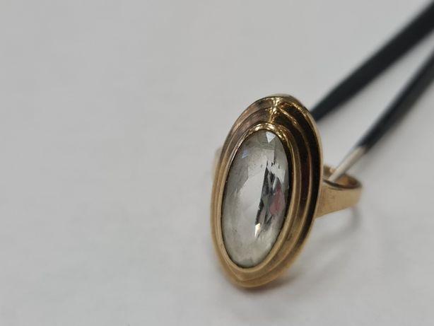 Wiekowy złoty pierścionek damski/ 333/ 4.69 gram/ R14/ sklep Gdynia