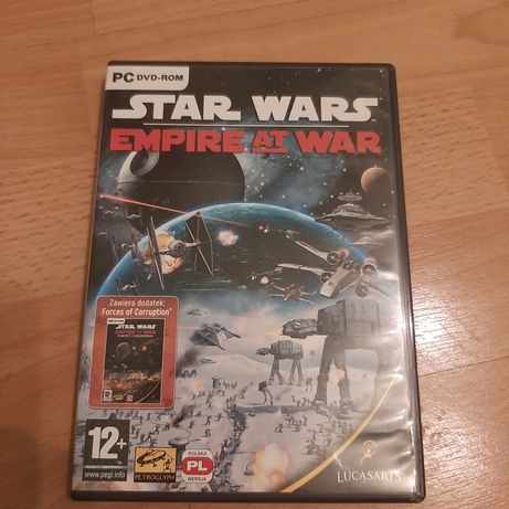 Star Wars empire at war z dodatkiem forces of corruption