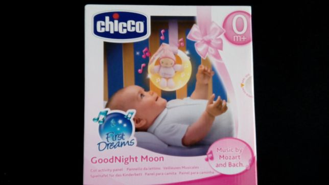 Mobile musical Chicco First Dreams