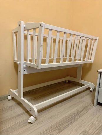 Детская кровать , кроватка-люлька, колыбель