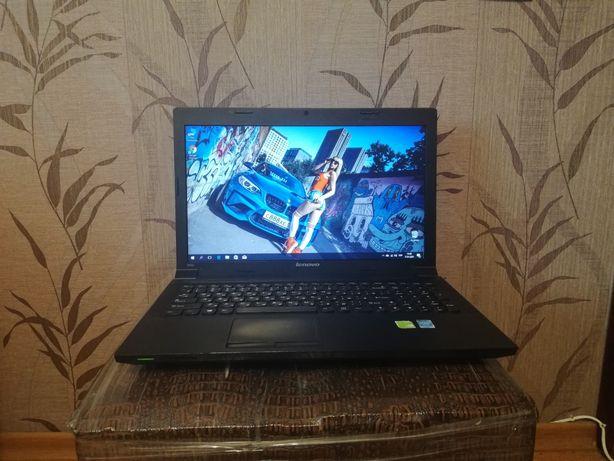 Игровой ноутбук Lenovo /i5-2540m(4*3,2)/8Gb/HDD500/GT720m