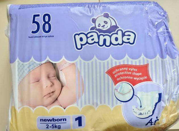 """Подгузники """"PANDA"""" для новорожденных весом 2-5кг."""