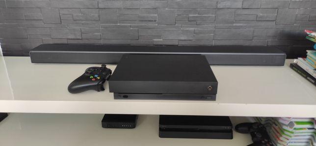 Xbox One X, 1TB, gwarancja do 20.05.2022, FIFA 2020