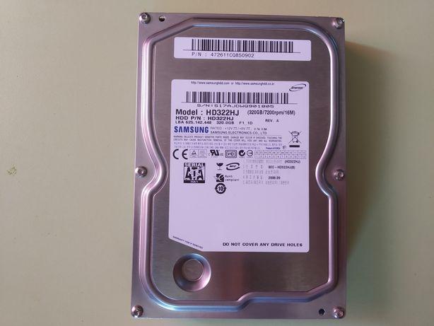 Жорсткий диск для комп'ютера Samsung 320GB
