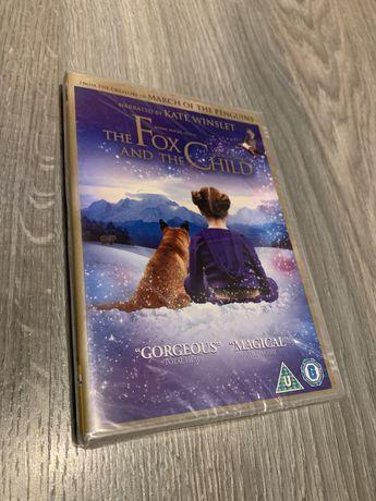 The Fox and the Child Mój przyjaciel lis DVD wersja ang dla dzieci