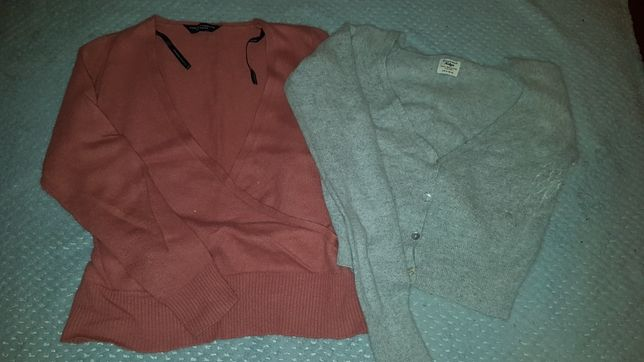 2 camisolas de malhinha tamanho M/L