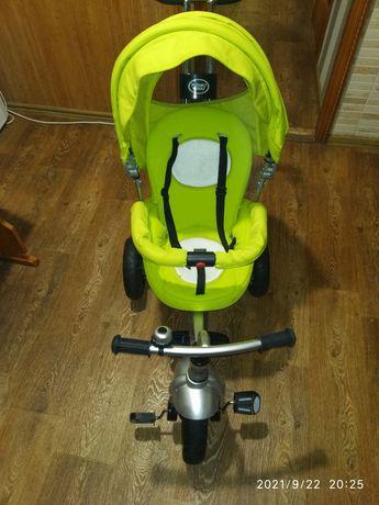 Велосипед коляска, турбо трайк, turbo trike