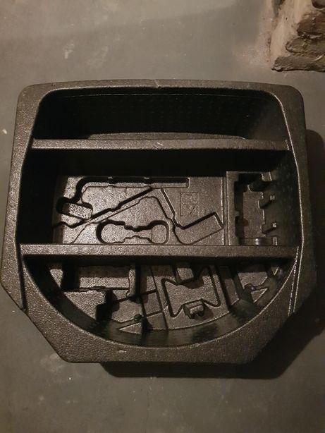 Wkład pianka do bagażnika Toyota Auris