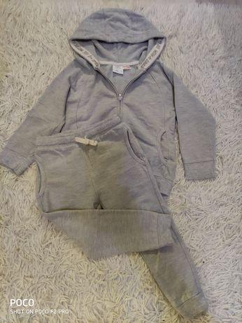 Dres spodnie bluza ZARA baby 3-4 lata 104cm