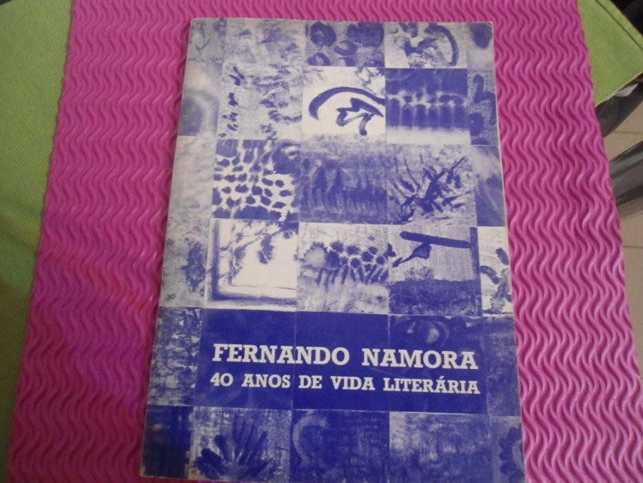 Fernando Namora - 40 anos de Vida Literária Vila Nova de Milfontes - imagem 1