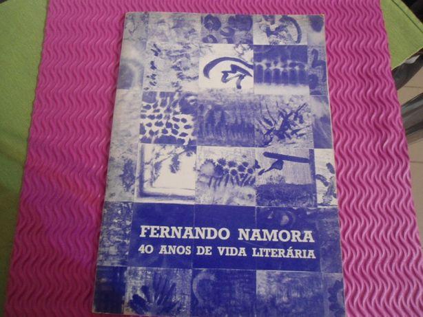 Fernando Namora - 40 anos de Vida Literária