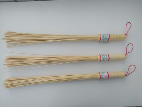 Бамбуковий віник. Массаж. Бамбуковый веник