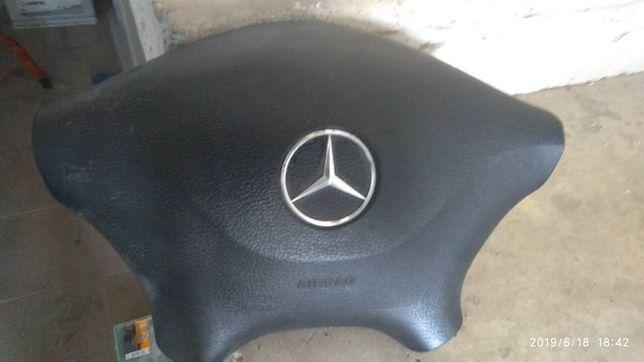 Sprinter srs airbag подушка безопасности