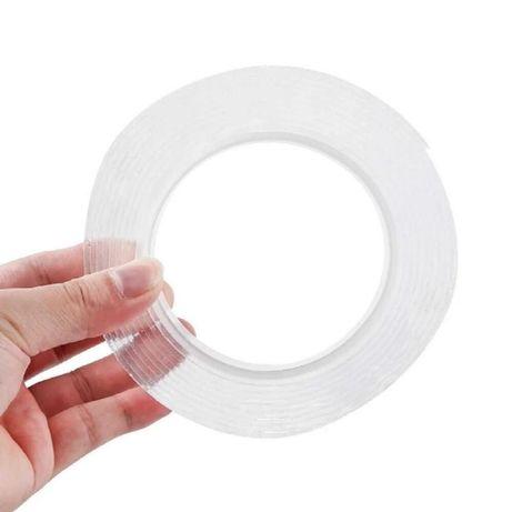 Ivy Grip Tape 5м обоесторонняя многоразовая клейкая монтажная лента.