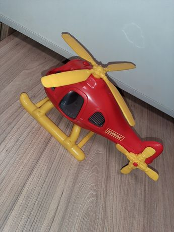 Игрушка вертолёт для детей от 3 лет