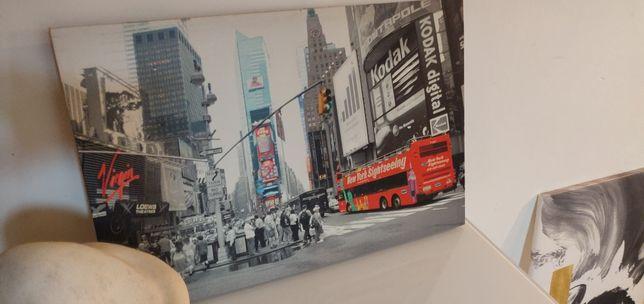 Quadro Nova Iorque - Time Square
