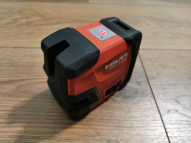 Laser Liniowy HILTI PM 2-LG do poziomowania Laser Hilti 10.2018