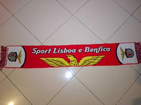 Cachecol Oficial Sport Lisboa e Benfica