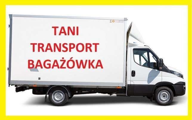 przeprowadzki transport mebli agd rtv itp szybko i tanio 7dni 24h
