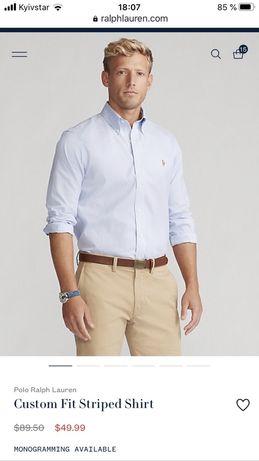 Кэжуал рубашка Ralph Lauren