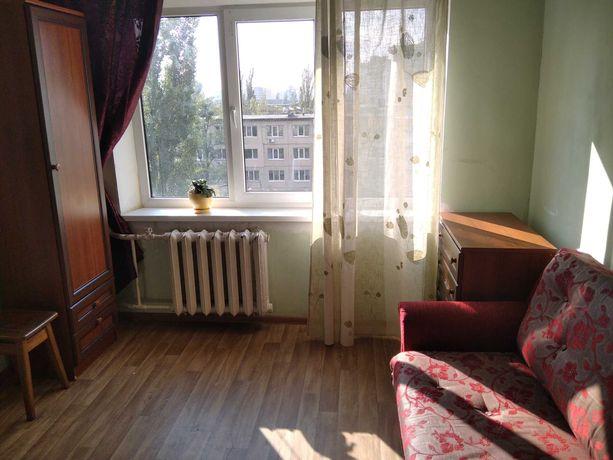 БЕЗ ХОЗЯЕВ Комната для мужчины на Лесном(черниговская, левый берег)
