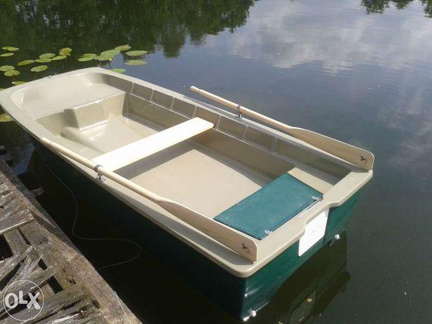 Łódź łódka wiosłowa wędkarska motorowa Producent kilku modeli