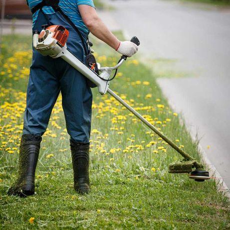 Faz-se limpezas de terrenos a roçadora desde 15€/h