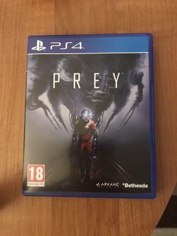Gry PREY i Deus Ex na Ps4