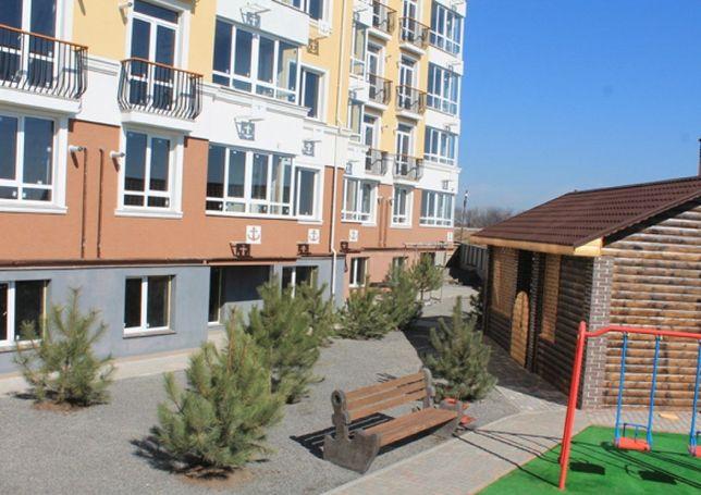 """1-комнатная квартира в ЖК """"Якоря"""". Малоэтажный и малоквартирный дом."""