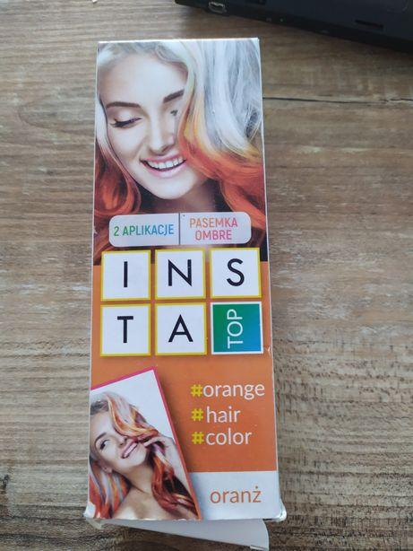 Farba do włosów Orange