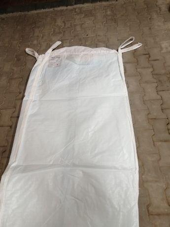 Worek Big Bag Beg na przemiały PET 90/90/190 cm TANIO
