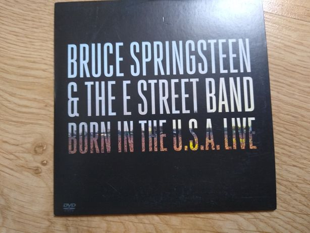 "Bruce Springsteen & The E Street Band ""Born in The U.S.A. Live"" DVD"