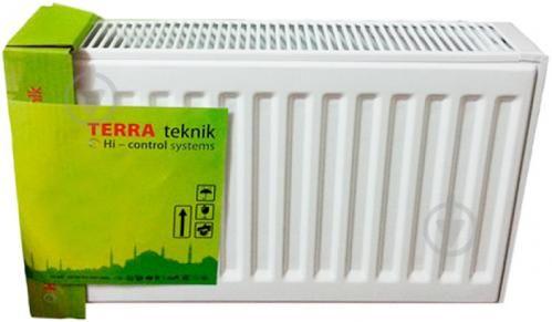 Радіатор опалення Terra Teknik Радиатор тип 11 22 33 Виcота 500 1000