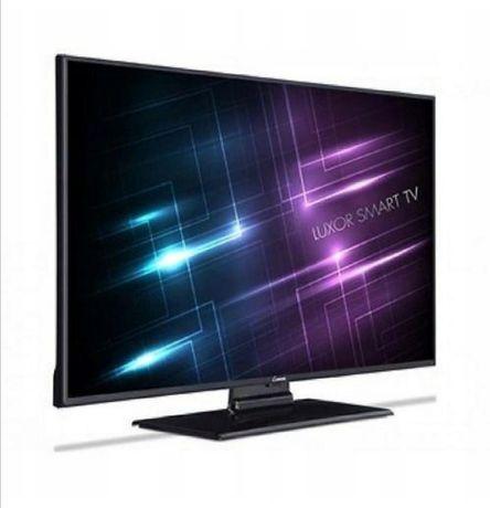 """Telewizor Led 32"""" Smart TV z Wi-Fi z nowym standardem tunera DVB-T2"""