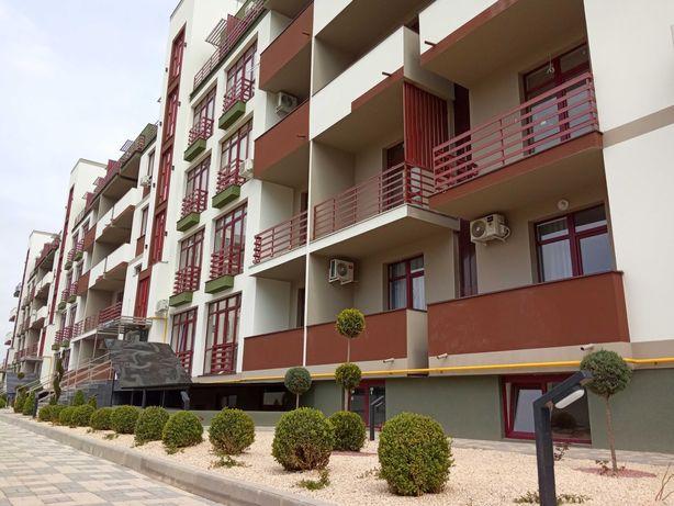 1-комнатная Квартира с балконом в Смарт-доме