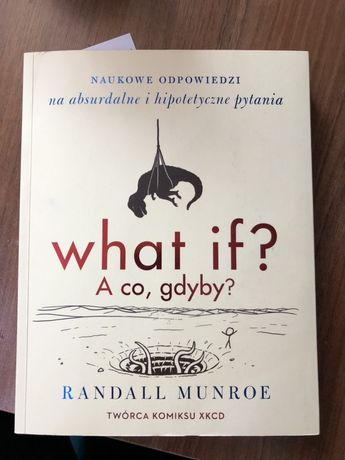 Książka What it? A co, gdyby?