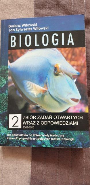 Biologia tom 2 Witowski Zbiór Zadań - matura