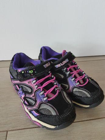 Buty dla dziewczynki rozmiar 28