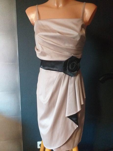 Urocza sukienka-nowa cena!