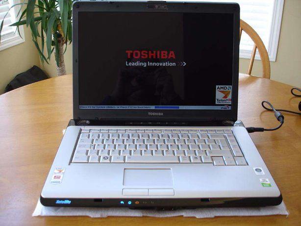 Portátil Toshiba A210 para peças