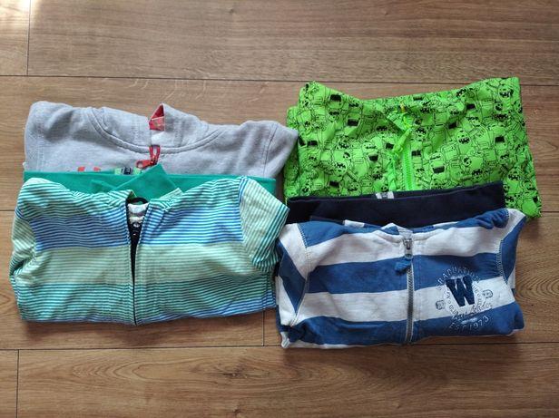 Bluzy chłopięce 116